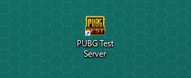 pubg test server