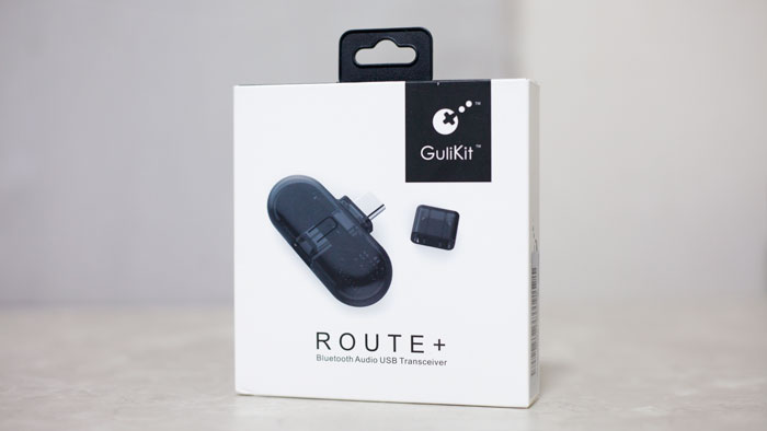 Gulikit route+