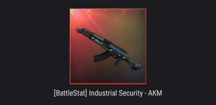 battlestat industrial security - akm