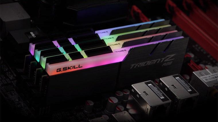 RGBゲーミングメモリ