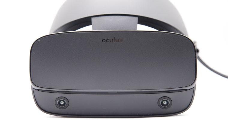 Oculus Rift S 前面カメラ