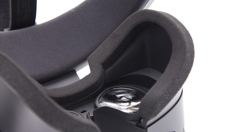 Oculus Rift S パッドは快適