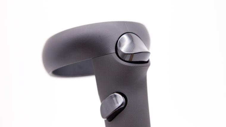 Oculus Rift S コントローラー