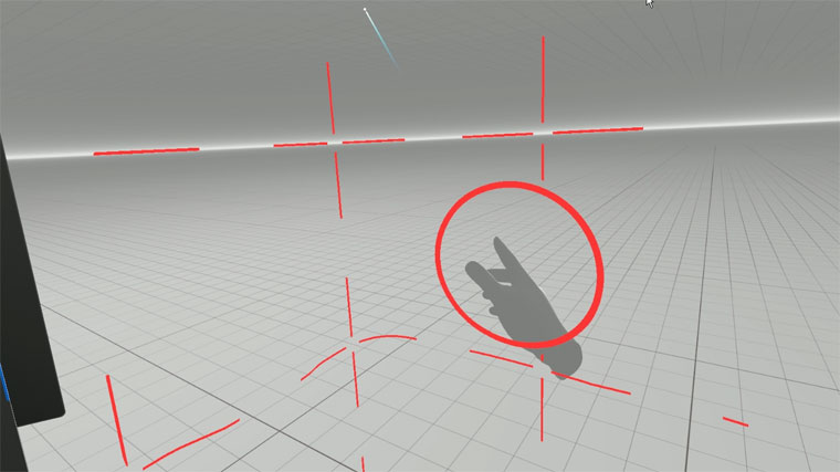 Oculus Rift S ガーディアンシステム