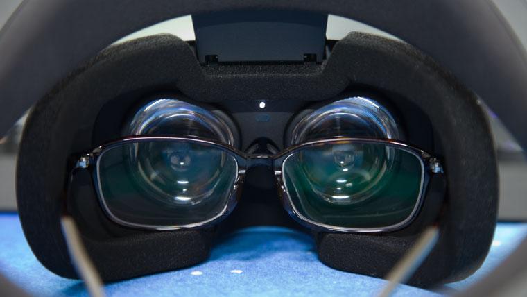 Oculus Rift S 眼鏡でもOK