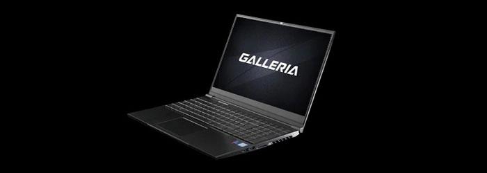 ドスパラ - GALLERIA GCRシリーズ
