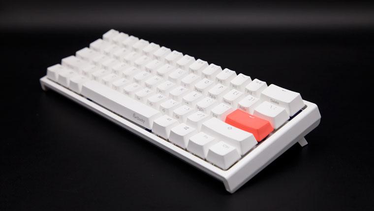 Ducky One 2 Mini Pure White RGB 60%