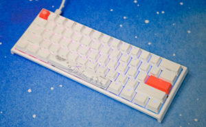 Ducky One 2 Mini RGB 60% ホワイトのレビュー