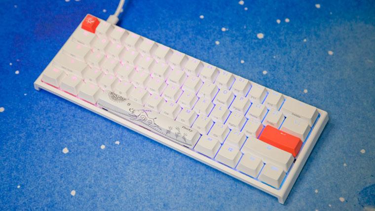 Ducky One 2 Mini RGB ホワイトのレビュー