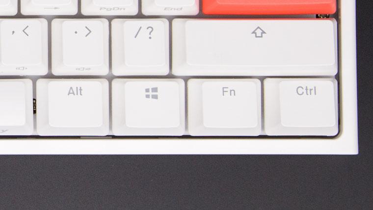 右下のキー4つ