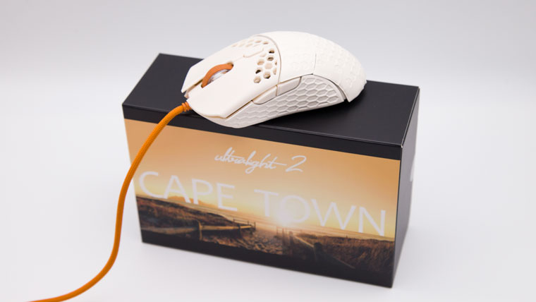 Finalmouse Ultralight 2 Cape Town レビュー