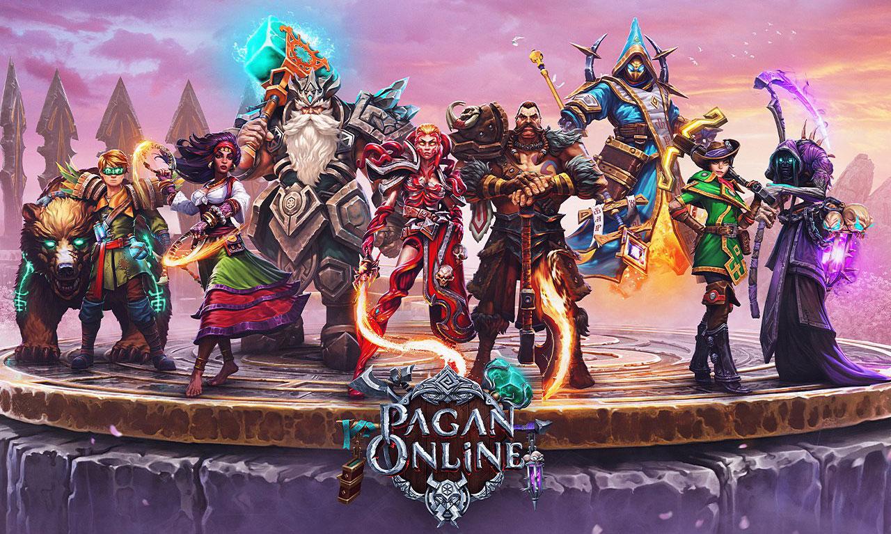 Pagan Onlineのレビュー