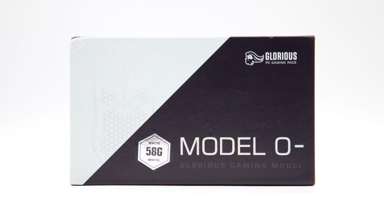 Model O-の箱