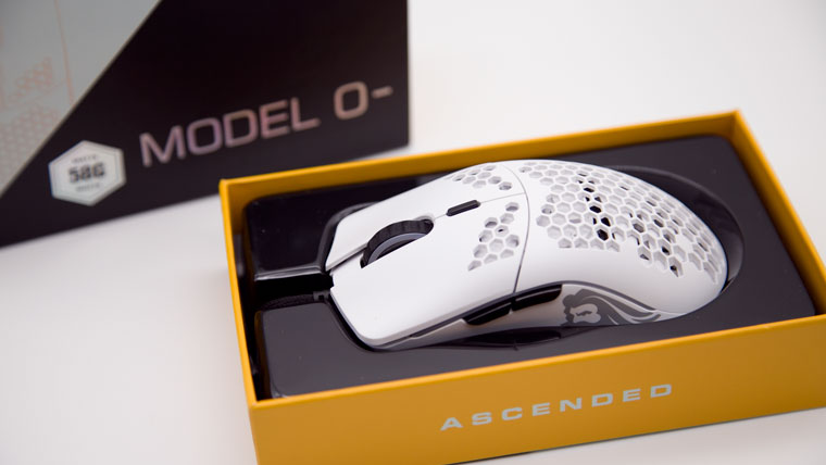 Model O- with box
