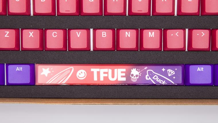 TFUE Keycap
