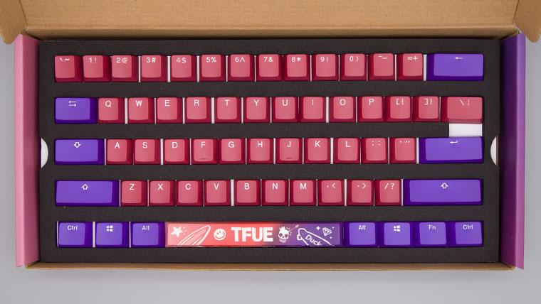 TFUE Keycap メイン