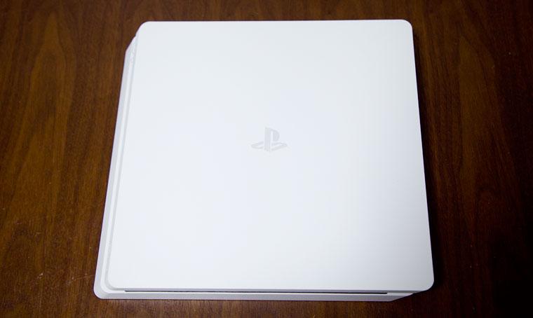 薄型PS4 - 本体