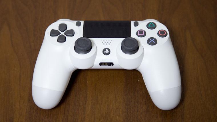 薄型PS4 - コントローラー