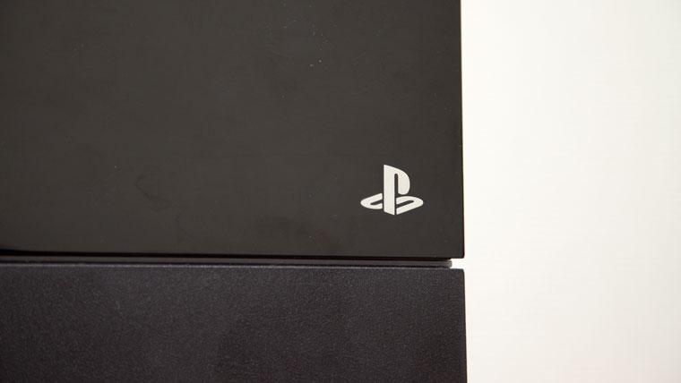 旧型PS4ロゴ
