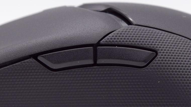 Razer Viper Ultimate - サイドボタン