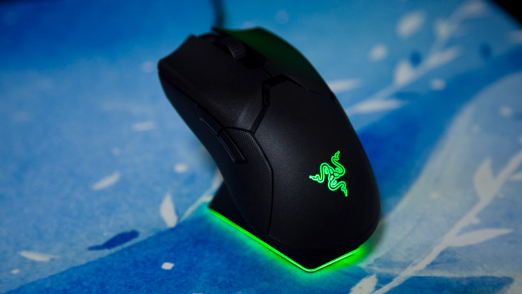 Razer Viper Ultimate レビュー