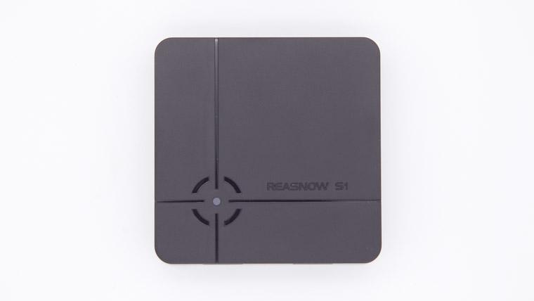 ReaSnow S1 - 上面