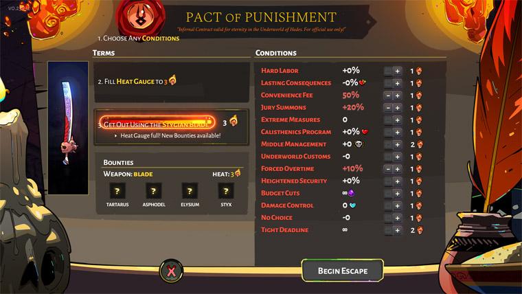 Hades - pact