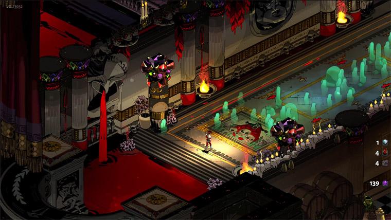 ハデスの宮殿