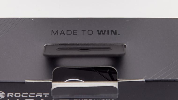 ROCCAT Kone Pure Ultra - MADE TO WIN
