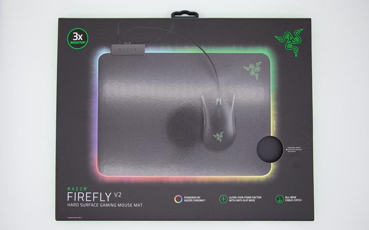 Razer Firefly V2 - 外箱