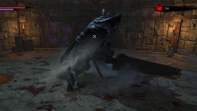 Bloody Spell - 巨人との戦い