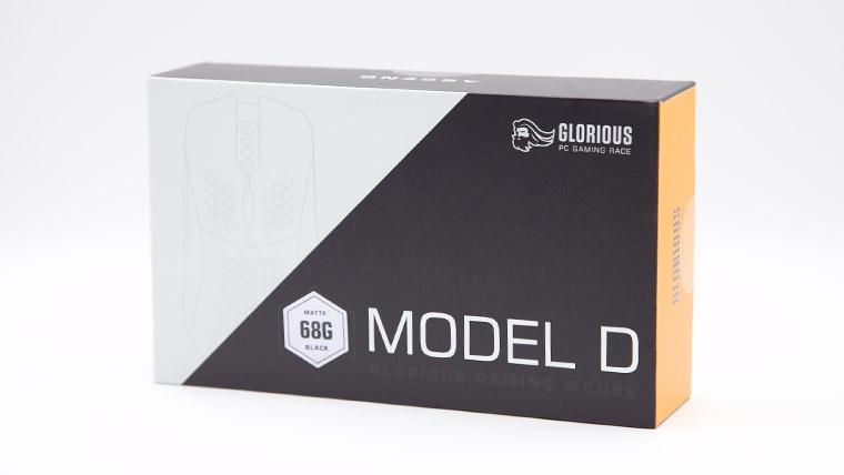 Model D - 外箱