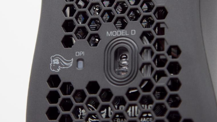 Model D - DPIインディケーター
