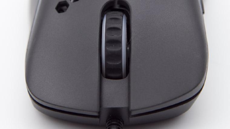 Model D - メインボタン