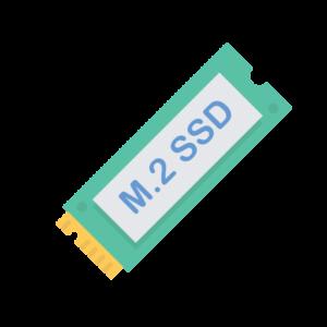 m.2 SSD アイコン