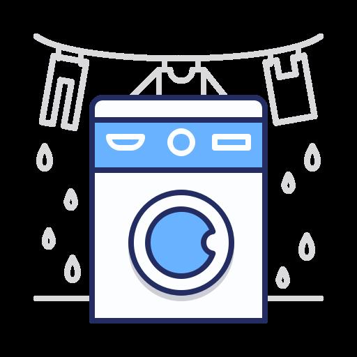 洗濯機アイコン