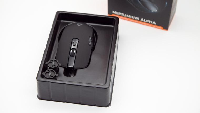 Lexip Np93 Alpha - 中身