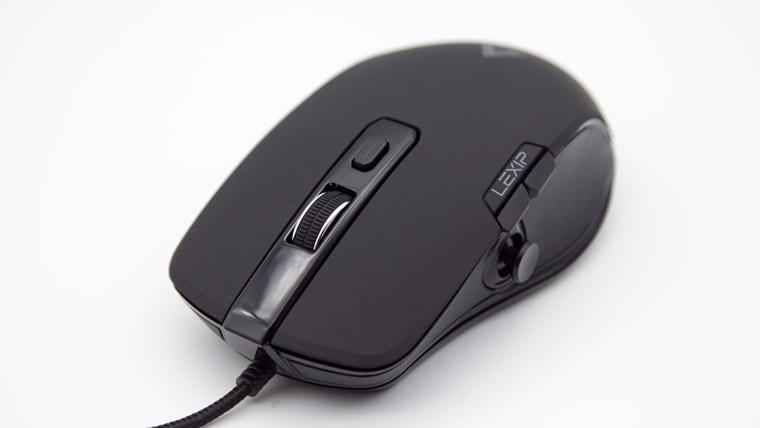 Lexip Np93 Alpha - マウス本体