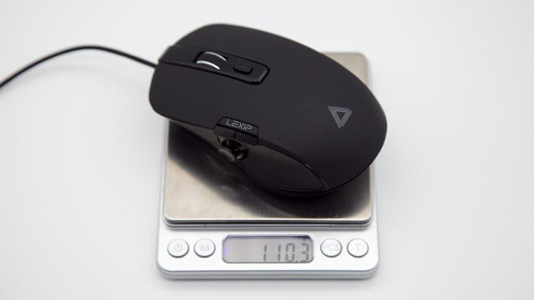 Lexip Np93 Alpha - 重さ