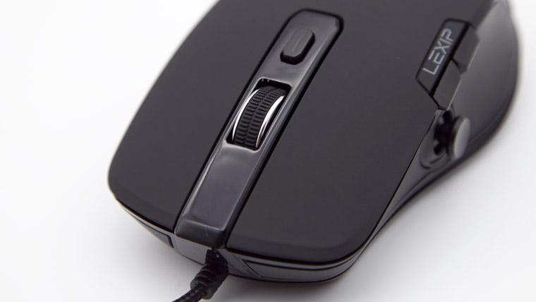 Lexip Np93 Alpha - メインマウスボタン
