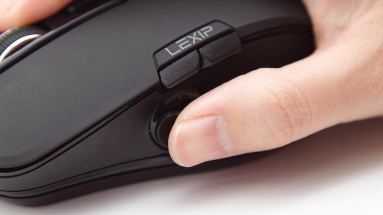 Lexip Np93 Alpha - ジョイスティック操作