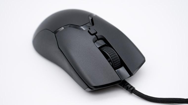 Razer Viper Mini - 右サイドボタンなし