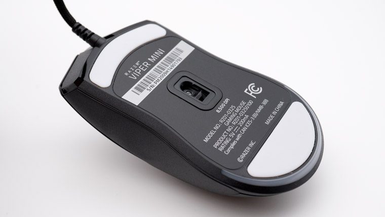 Razer Viper Mini - マウスフィート