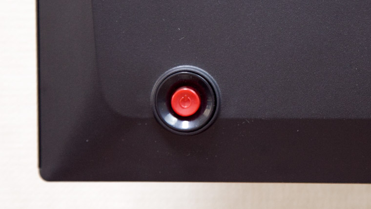 OSDボタン