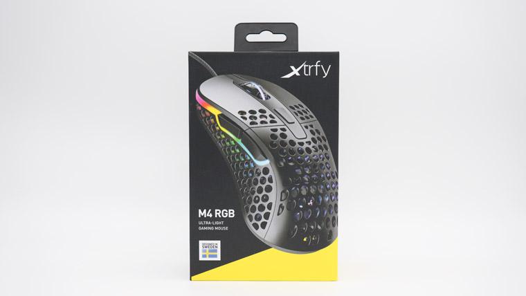 Xtrfy M4 - 外箱