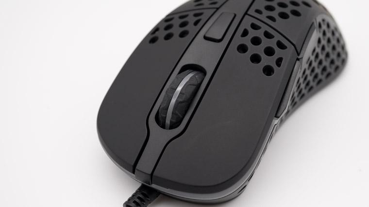 Xtrfy M4 - メインマウスボタン