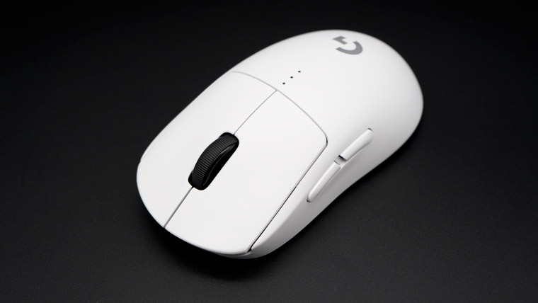 G Pro Wireless GHOST デザイン