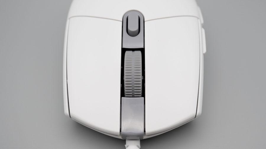 マウスボタン