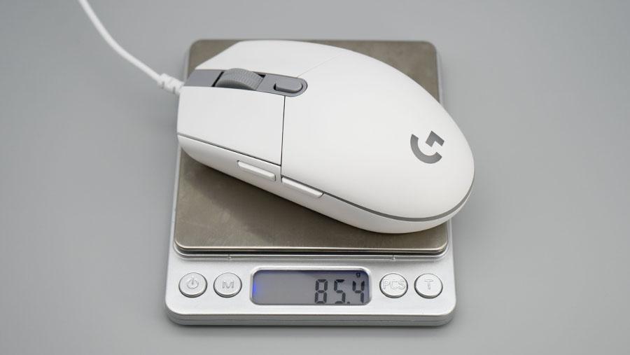 g203の重さ