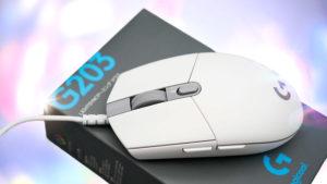 【レビュー】Logicool G203 - 驚異的なコスパを誇るエントリークラスマウス